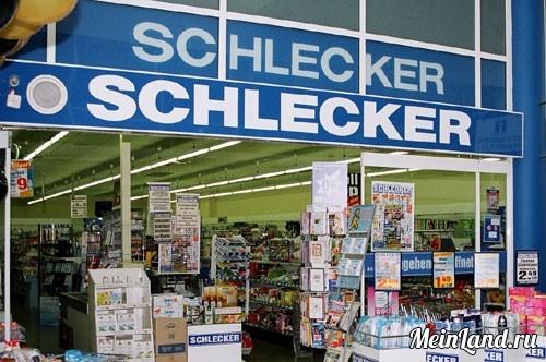 банкротство schlecker